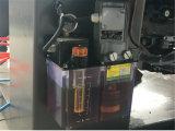 Modelação por injeção plástica do pente da carcaça que faz a máquina