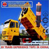 Type de Hyva cylindre hydraulique pour le camion à benne basculante/la remorque d'emboutage