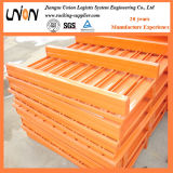 Warehouse Storage System를 위한 Metal Steel Pallet