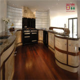New Style China Hersteller Moderne Round Kitchen Design