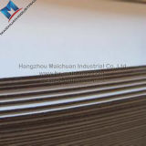 製本のペーパーか灰色のChipboard灰色チップボードの厚さの板紙表紙