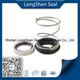 Sello mecánico del solo resorte con el anillo de cierre de goma (HFTEC-35)