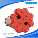 1-12 биты молотка дюйма DTH для Drilling добра воды