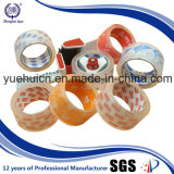 Adhésif acrylique à base d'eau BOPP ou ruban adhésif cristallin