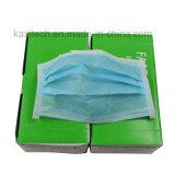 Устранимое здоровье & медицинская хирургическая маска Ce/ISO рта стороны