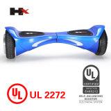 UL2272 genehmigte Bluetooth 2016 der 8 Zoll-Gummireifen-Selbstbalancierender Roller