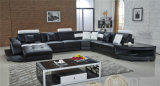 Großbritannien Hauptwohnzimmer-Leder-Sofa