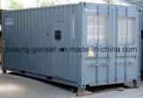 комплект генератора силы 10kVA-2250kVA тепловозный молчком звукоизоляционный с двигателем Perkins (PK33200)