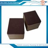 I contenitori di regalo di cuoio dei monili dell'unità di elaborazione comerciano i piccoli contenitori all'ingrosso di monili dell'unità di elaborazione