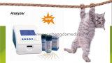 Analyseur vétérinaire d'urine de vente certifié par ce d'équipement médical chaud de diagnostic