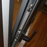 Ventana interna de la inclinación y de la vuelta del perfil de aluminio termal de la rotura con el bloqueo multi Kz114