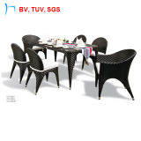 H Hot Sell vers la France Furniture Outdoor Wicker Chair