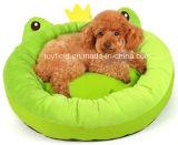 Natte de chien de lit d'animal familier avec la queue et le Squeaker de corde