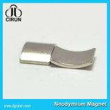 De super Krachtige Gesinterde Magneet van de Motor van het Neodymium van de Vorm van de Boog