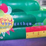 Gioco gonfiabile esterno di sport/giochi gonfiabili divertenti emozionanti di sport del PVC