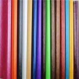 소파 (898#)를 위한 굉장한 질 기름 왁스 PU PVC 합성 가죽