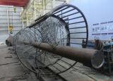 Peças do guindaste da fabricação da construção de aço (escada)