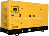 Diesel 175kVA van Yuchai 113kw Geluiddichte Stille Diesel Generator