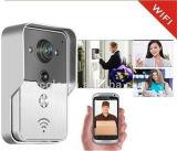 Telefone video da porta da conversa Semiduplex de alta qualidade de WiFi