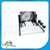 상한 나무로 되는 시계 공급자 Exihibition 대 손목 시계 진열대
