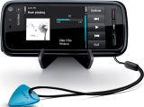 熱く安い電話によってNekiaロック解除される元の5800 Xprassmusicの携帯電話
