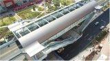 PVDF Beschichtung-Aluminiumbienenwabe-Panel-Gebäude-Metallzwischenwand