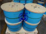 Corde en acier inoxydable pour grues, suspension légère, architecturale, applications décoratives