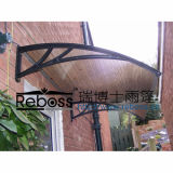 Policarbonato DIY Shutter/Sunshade/Canopy/Shelter para Windows& Doors (D1200A-S)
