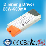 25W 500mA Dimmable LED Stromversorgung mit Cer RoHS