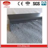 El panel de aluminio gris de antracita para el material de construcción