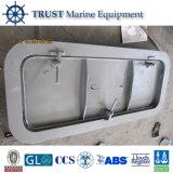 Portello di alluminio resistente agli agenti atmosferici di azione rapida marina