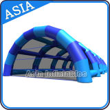 Saleのための巨大なInflatball Paintball Tent/Tunnel Tent Inflatable Bunkers Tent