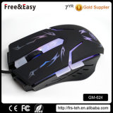 Driver를 가진 광학적인 USB Wired Professional Gaming Mouse