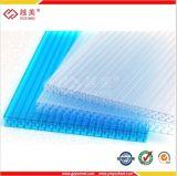 Leichter Plastik farbiges Polycarbonat-Höhlung-Blatt (YM-PC-035)