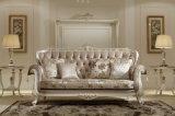 Insieme di legno classico del Mobilia-Sofà del salone