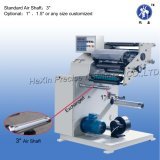 Automatisches Thermal Kraftpapier Paper Round Knife Slitting Machine für Sale