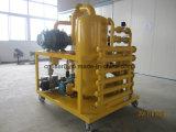 Máquina de la deshidratación del petróleo del vacío de la etapa del doble del diseño compacto (ZYD-30)