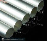 38mm Aluminium Head Track Profile met Thickness 0.5 tot 2.0mm