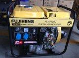 Type groupe électrogène de Kama ouvert de diesel