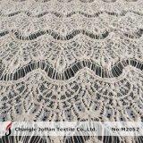 Lacet cranté par garniture épaisse de coton pour les robes (M2052)