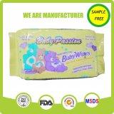 Wipe младенца профессиональной фабрики органический