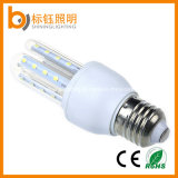 3u 5W E27 고성능 SMD2835는 에너지 절약 램프를 점화하는 옥수수 전구를 잘게 썬다