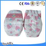 Удобные Breathable и супер Absorbent устранимые пеленки младенца