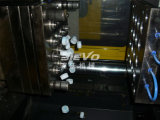 Moldeo a presión del shell plástico del teléfono móvil que hace la máquina