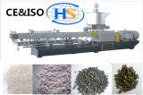 Línea de producción de Prilling de PVC del Caliente-Corte / máquina de granulación plástica / línea de producción plástica de la granulación