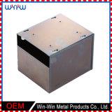 Containers van het Metaal van het Tin van de Doos van de Opslag van de douane de In het groot Kleine voor Verkoop