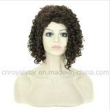 Европейский и американский парик скручиваемости чёрного африканца выдвижения волос способа