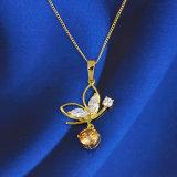 32329 de nieuwe Tegenhanger van de Juwelen van de Vissen van de Manier Vrouwelijke 18k Verguld in MilieuKoper