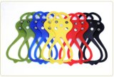 Anti-Slipsilicone Crampon per Rain Snow Weather o Mountain Walking