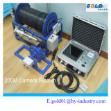 200m, 300m, 500m, 1000m Video Inspection Camera &Water Well CCTV Survey Camera
